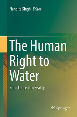 Singh, Nandita - The Human Right to Water, ebook