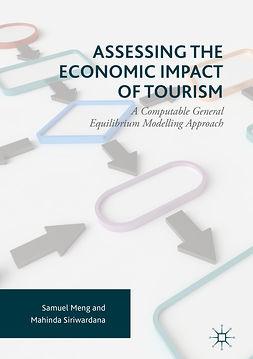 Meng, Samuel - Assessing the Economic Impact of Tourism, ebook