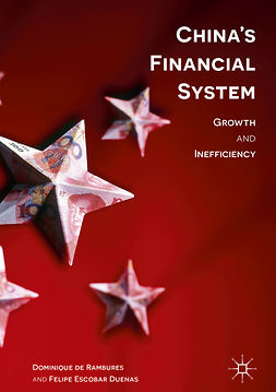Duenas, Felipe Escobar - China's Financial System, ebook