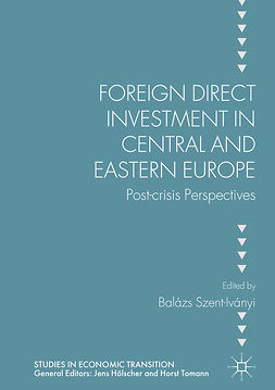 Szent-Iványi, Balázs - Foreign Direct Investment in Central and Eastern Europe, e-bok