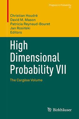 Houdré, Christian - High Dimensional Probability VII, ebook