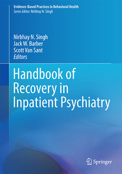 Barber, Jack W. - Handbook of Recovery in Inpatient Psychiatry, ebook