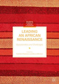 Patterson, Kathleen - Leading an African Renaissance, ebook