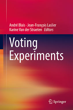 Blais, André - Voting Experiments, ebook