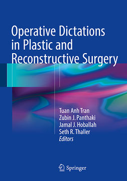 Hoballah, Jamal J. - Operative Dictations in Plastic and Reconstructive Surgery, e-bok