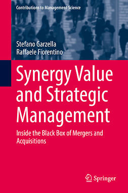 Fiorentino, Raffaele - Synergy Value and Strategic Management, e-bok