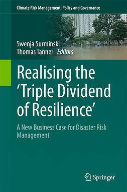 Surminski, Swenja - Realising the 'Triple Dividend of Resilience', ebook
