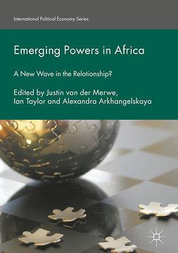 Arkhangelskaya, Alexandra - Emerging Powers in Africa, e-bok