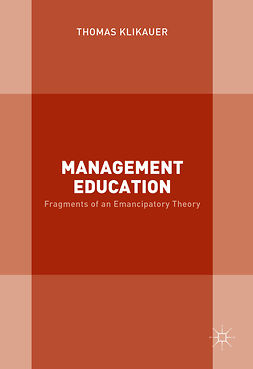 Klikauer, Thomas - Management Education, ebook