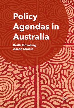Dowding, Keith - Policy Agendas in Australia, ebook