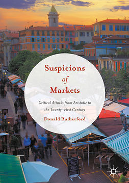 Rutherford, Donald - Suspicions of Markets, ebook