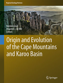 Linol, Bastien - Origin and Evolution of the Cape Mountains and Karoo Basin, e-bok