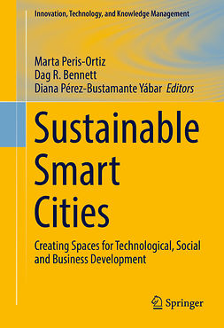 Bennett, Dag R. - Sustainable Smart Cities, e-bok