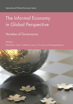 Bejakovic, Predrag - The Informal Economy in Global Perspective, e-kirja