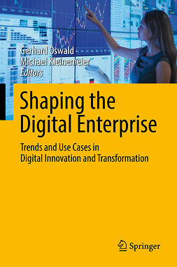 Kleinemeier, Michael - Shaping the Digital Enterprise, ebook