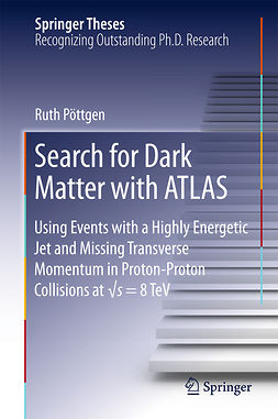 Pöttgen, Ruth - Search for Dark Matter with ATLAS, ebook
