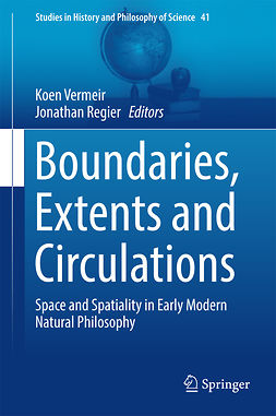 Regier, Jonathan - Boundaries, Extents and Circulations, ebook
