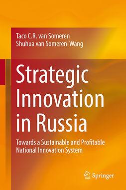 Someren, Taco C.R. van - Strategic Innovation in Russia, ebook