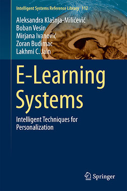 Budimac, Zoran - E-Learning Systems, e-bok