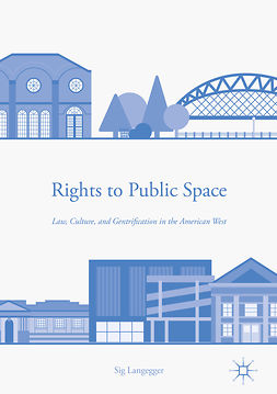 Langegger, Sig - Rights to Public Space, ebook