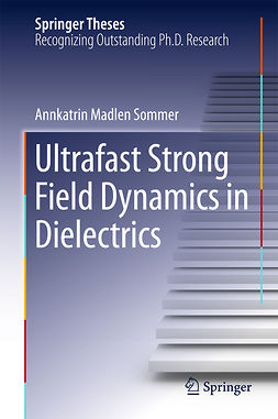 Sommer, Annkatrin Madlen - Ultrafast Strong Field Dynamics in Dielectrics, ebook
