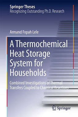 Lele, Armand Fopah - A Thermochemical Heat Storage System for Households, e-kirja