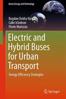 Iclodean, Calin - Electric and Hybrid Buses for Urban Transport, ebook