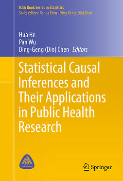 Chen, Ding-Geng (Din) - Statistical Causal Inferences and Their Applications in Public Health Research, e-bok