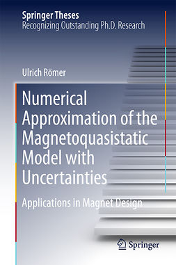 Römer, Ulrich - Numerical Approximation of the Magnetoquasistatic Model with Uncertainties, ebook