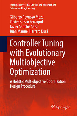Durá, Juan Manuel Herrero - Controller Tuning with Evolutionary Multiobjective Optimization, ebook