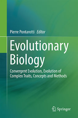 Pontarotti, Pierre - Evolutionary Biology, e-bok