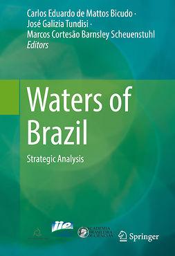 Bicudo, Carlos Eduardo de Mattos - Waters of Brazil, ebook