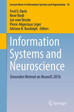 Brocke, Jan vom - Information Systems and Neuroscience, e-bok