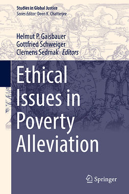Gaisbauer, Helmut P. - Ethical Issues in Poverty Alleviation, e-bok