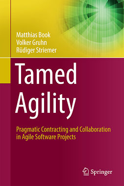 Book, Matthias - Tamed Agility, ebook