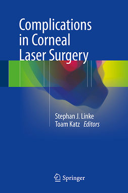 Katz, Toam - Complications in Corneal Laser Surgery, e-bok