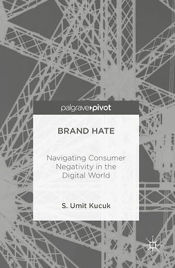 Kucuk, S. Umit - Brand Hate, ebook