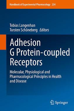 Langenhan, Tobias - Adhesion G Protein-coupled Receptors, e-bok