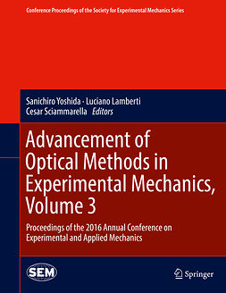 Lamberti, Luciano - Advancement of Optical Methods in Experimental Mechanics, Volume 3, ebook