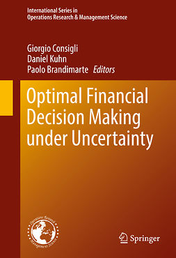 Brandimarte, Paolo - Optimal Financial Decision Making under Uncertainty, e-bok