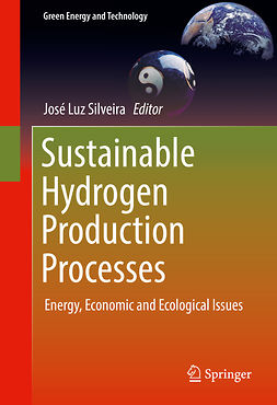 Silveira, José Luz - Sustainable Hydrogen Production Processes, ebook