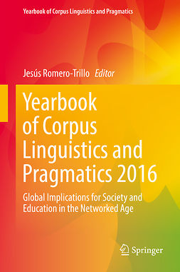 Romero-Trillo, Jesús - Yearbook of Corpus Linguistics and Pragmatics 2016, e-kirja