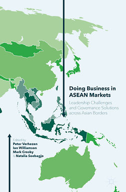 Crosby, Mark - Doing Business in ASEAN Markets, e-bok