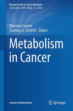 Cramer, Thorsten - Metabolism in Cancer, ebook