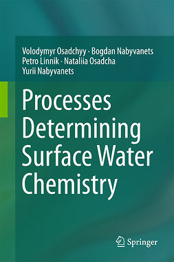 Linnik, Petro - Processes Determining Surface Water Chemistry, e-kirja