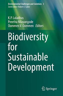 Laladhas, K.P. - Biodiversity for Sustainable Development, e-bok