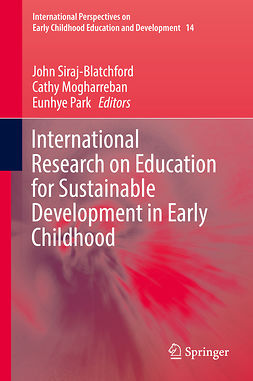 Mogharreban, Cathy - International Research on Education for Sustainable Development in Early Childhood, ebook