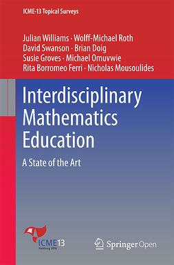 Doig, Brian - Interdisciplinary Mathematics Education, e-kirja
