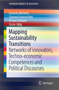 Franceschini, Simone - Mapping Sustainability Transitions, ebook