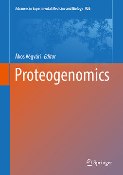 Végvári, Ákos - Proteogenomics, ebook